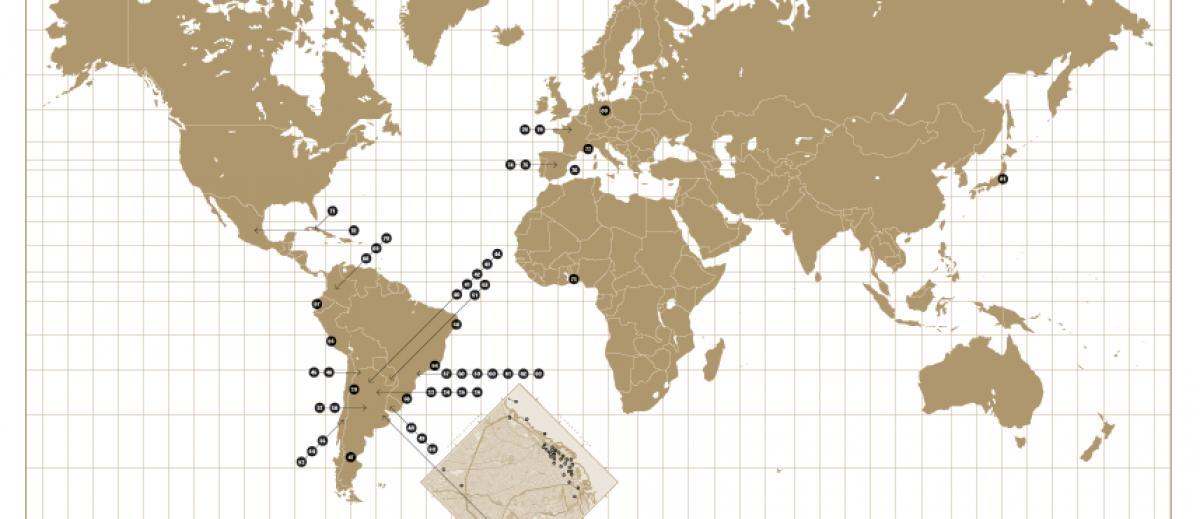 Bienalsur conectar m s de 30 ciudades de 15 pa ses a for Simultaneo contemporaneo