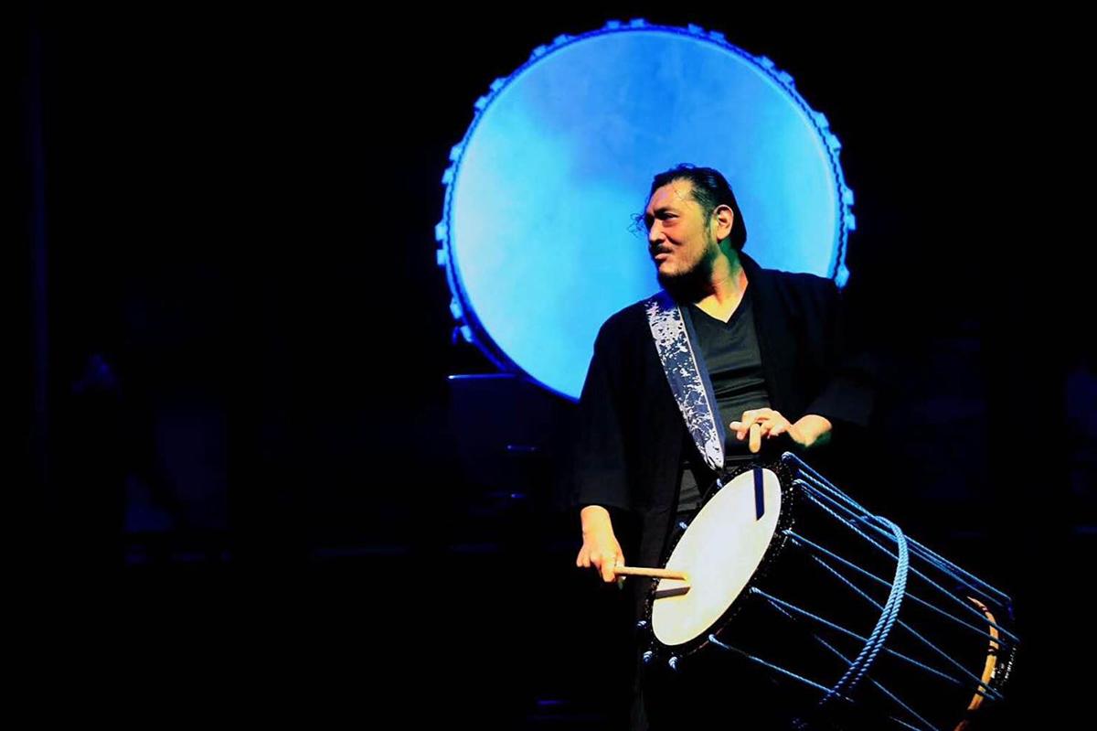 El Arte de la Percusión Japonesa en la UNTREF